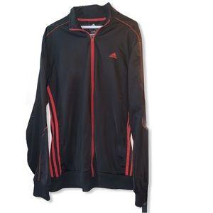 Men Adidas ClimaLite jacket size Large